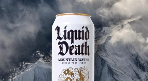 Image result for liquid death