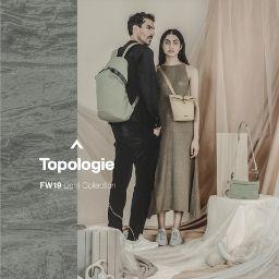 Topologie(トポロジー):多機能のバッグ、ブレスレット、フォンケース