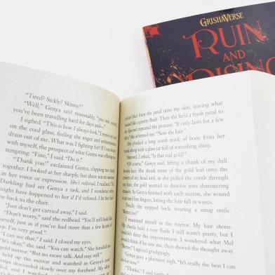Shadow & Bone Grisha Trilogy Series 3 Books Young Adult Set Paperback –  Bangzo Books Wholesale