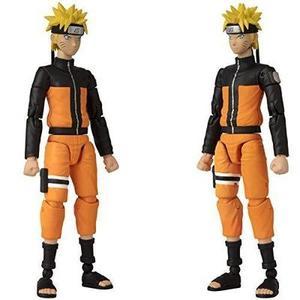 Bandai 36901 Anime Heroes 15cm Uzumaki Naruto Action Figures My Hero Booth