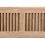14 X 6 Decorative Wood Supply Air Vent Hvac Duct Cover Hvac Premium