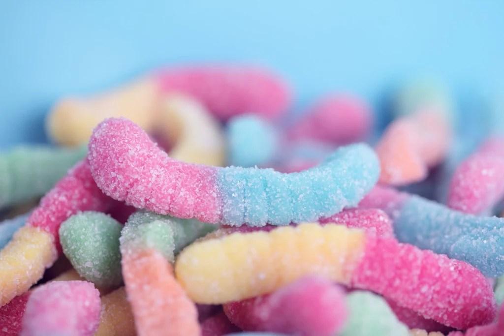Sour CBD Gummies