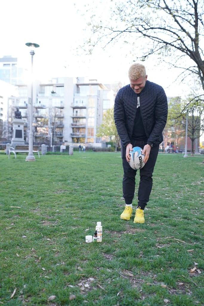 Rugby Player jamie mackenzie