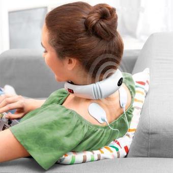 Neck Massager, neck stiffness relief, best neck massager, heated neck massager, neck pain massager, best neck massager 2020, portable neck massager