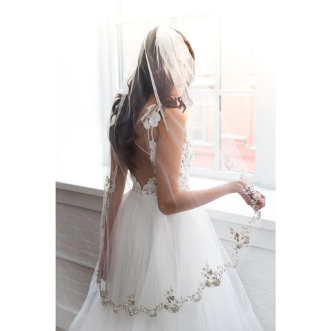 Moonlight Veil Justine M. Couture Happily Ever Borrowed
