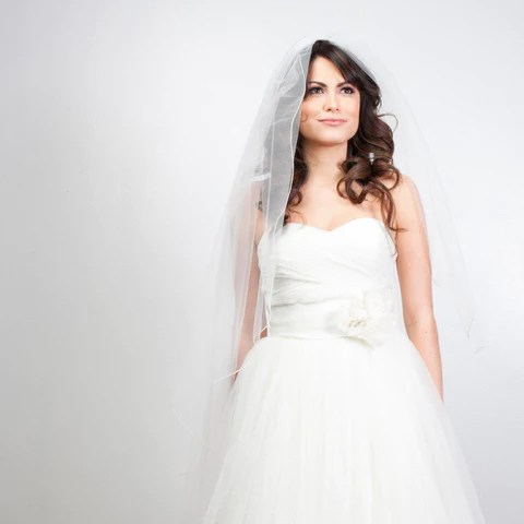 bella veil justine m couture happily ever borrowed