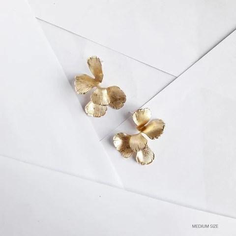 Universe Earrings, Maison Sabben, Happily Ever Borrowed