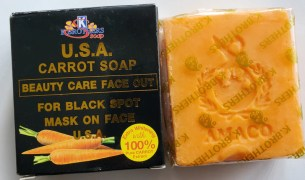 fake-amaco-claiming-kbrothers-carrot-soap