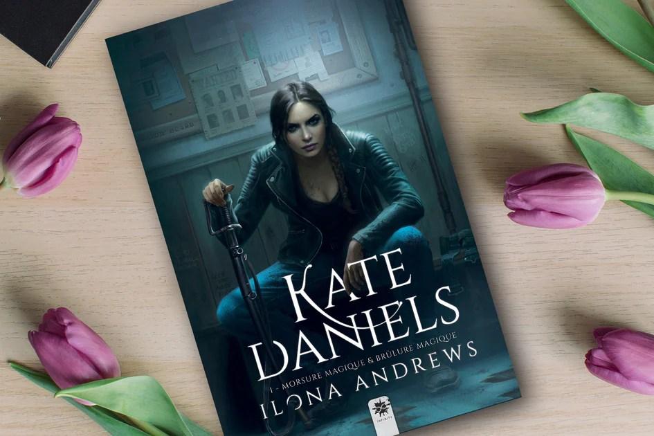 Kate Daniels - édition collector | Les éditions Bookmark
