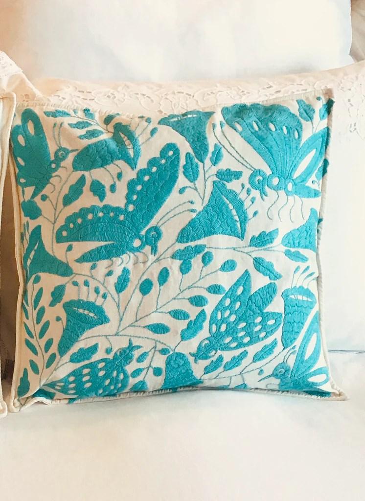 otomi turquoise cushion covers loli s