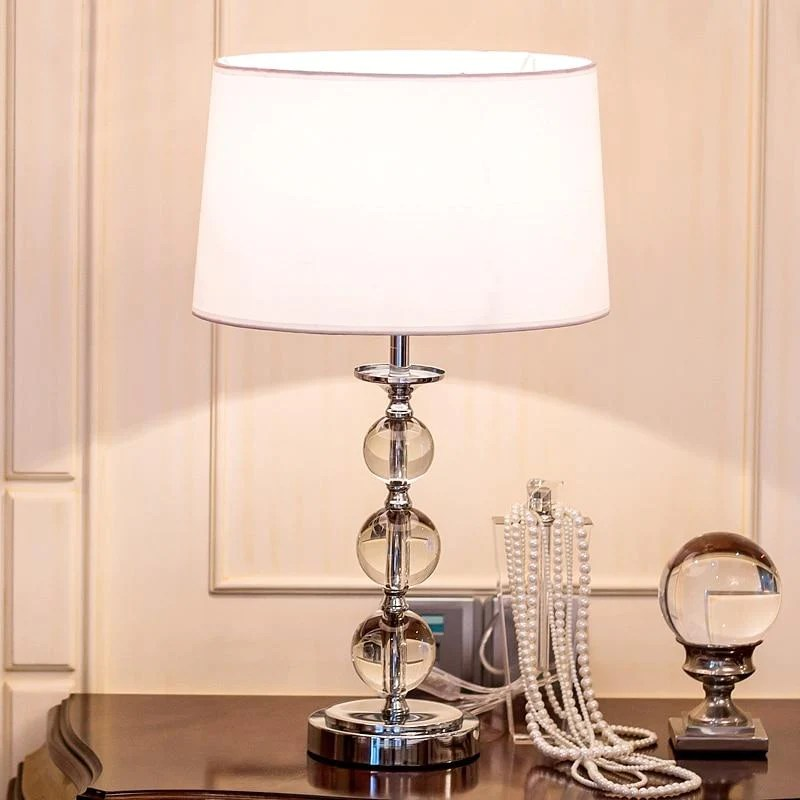 Wholesale Table Lamp Luxury Bedside Lamps For Bedroom Living Room Deco