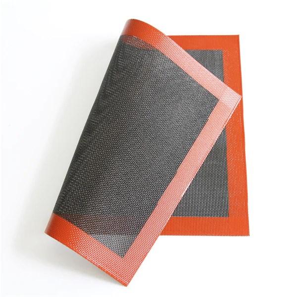 tapis de cuisson perfore anti adhesif silpat pro