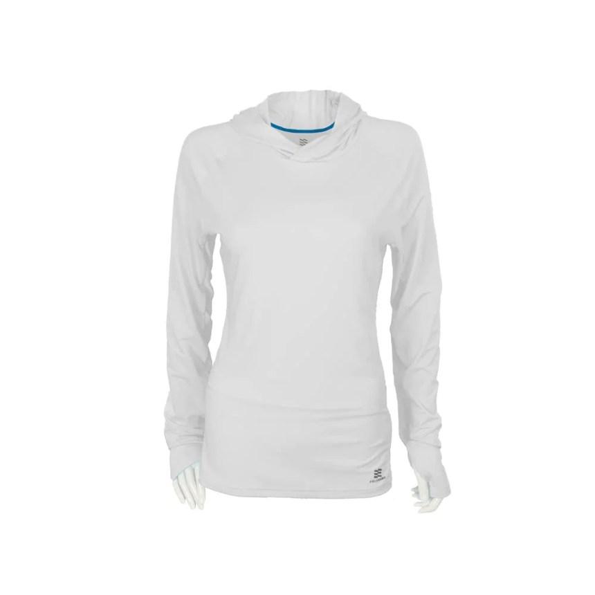 Fieldsheer Mobile Cooling Women's Hooded Long Sleeve Shirt 1