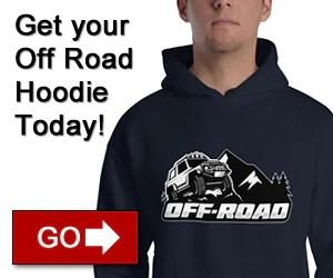 Get Off Road Hoddie