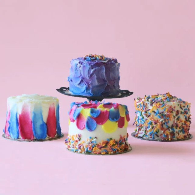 Mini Cake Kits - Baking Kits | Poppikit – poppikit
