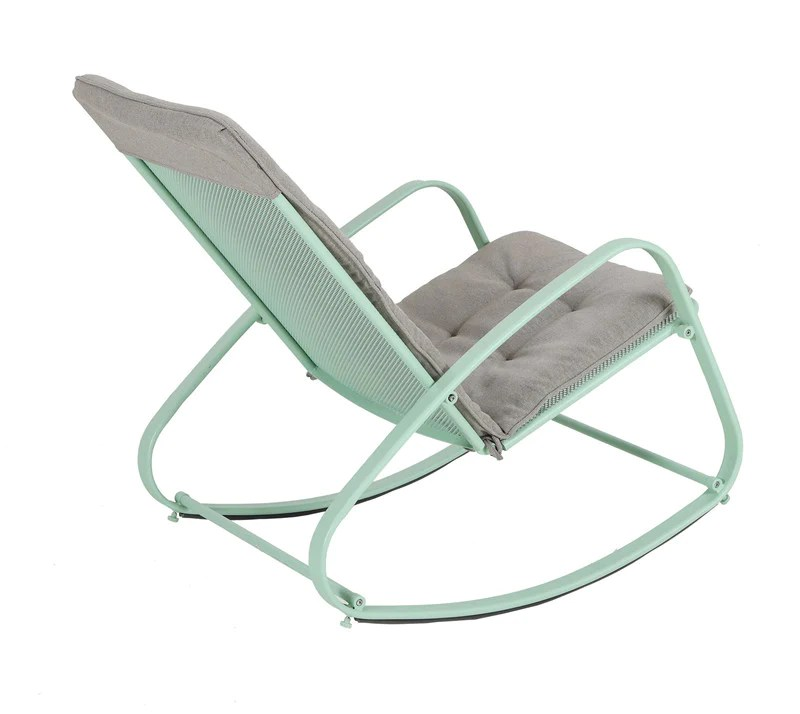 https www alphamarts com products sophia and william padded steel rocking chair