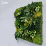 Succulent Wall Art Free Shipping Succulent Wall Art Moss Art Su Green Wallscapes