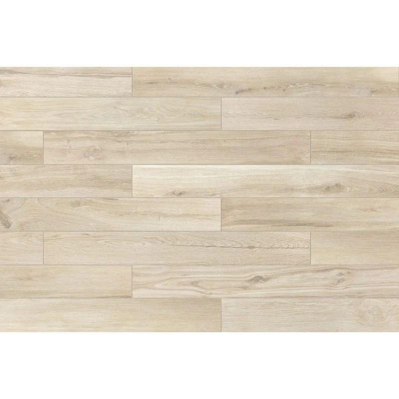 planches amande 10 x 71 italian wood look porcelain tile