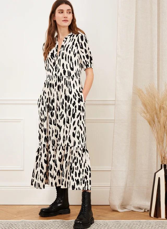 Eira Dress with LENZING™ ECOVERO™