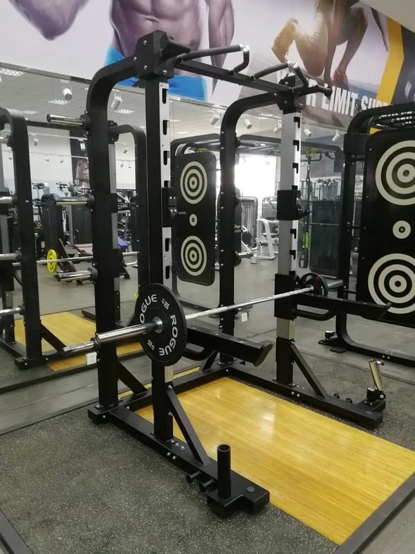 squat rack vitagym t8 line