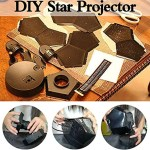 Diy Night Light Baby Star Projector Multicolor Changing Lighting Led Sofia Imports