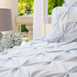 Light Blue Duvet Cover The Valencia Light Blue Crane Canopy