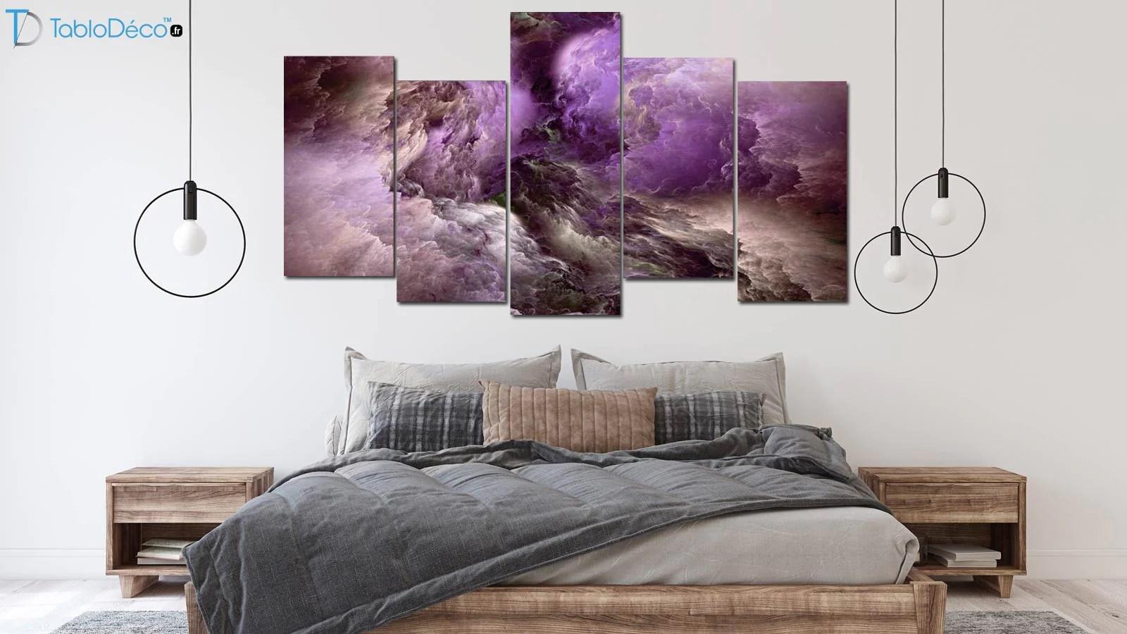 Idees Deco Pour Une Chambre A Coucher Avec Des Tableaux Zen