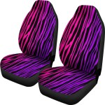 Gabriel Hill Custom Zebra Car Seat Covers Gabriel Hill Clothing