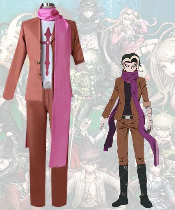 Danganronpa 3: The End Of Hope's Peak High School Despair Arc Gundham Tanaka Cosplay Costume