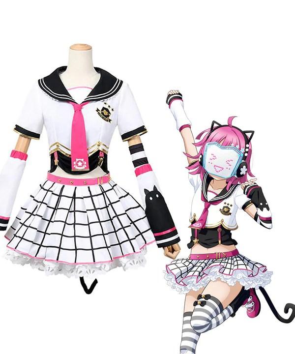 LoveLive! School Idol Festival PERFECT Dream Project ALL STARS Rina Tennoji Cosplay Costume