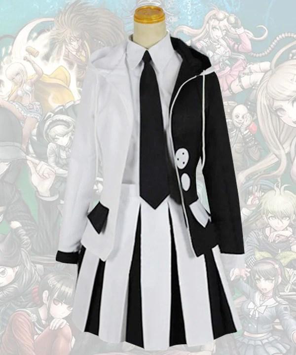 Danganronpa Monokuma Female Cosplay Costume