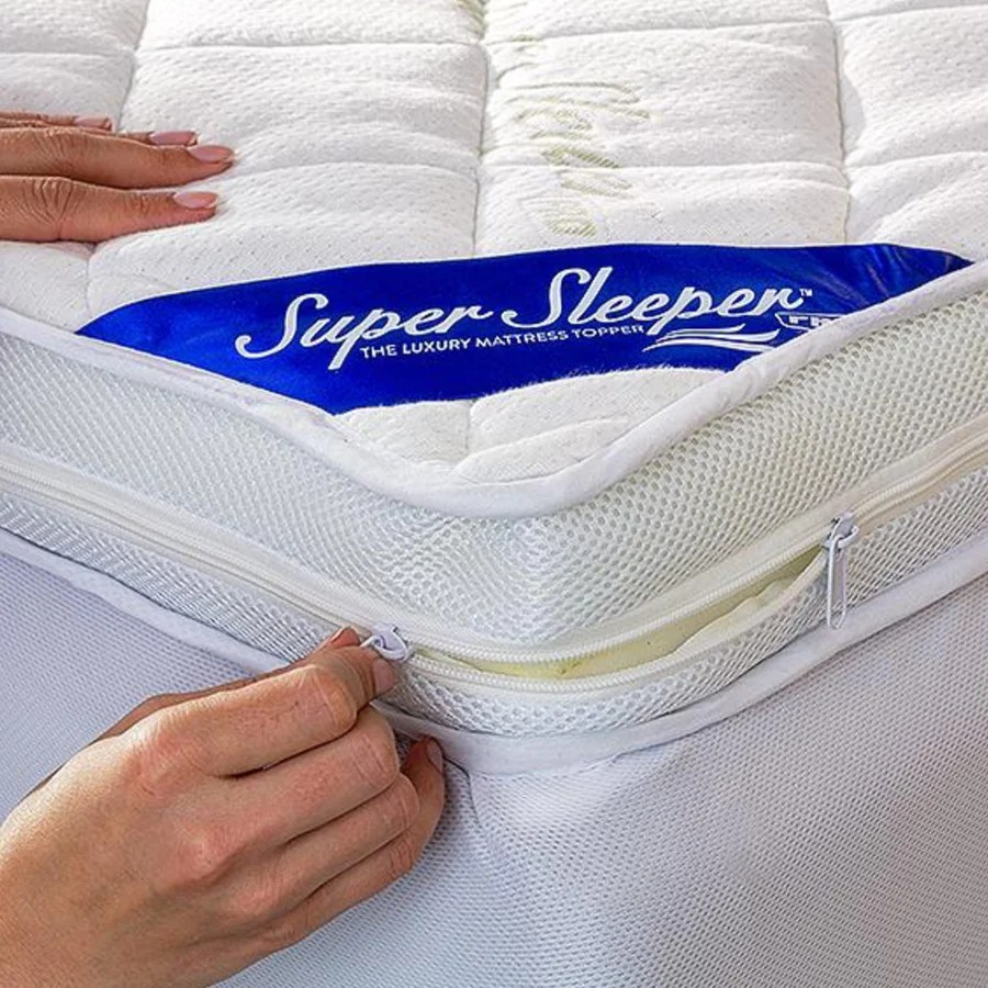 the best selling mattress topper on tv make your old bed feel like new get 2 free pillows free delivery