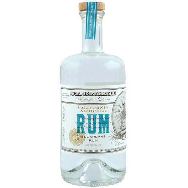 California Agricole Rum