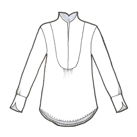 The Nell Shirt Pattern - DOWNLOAD