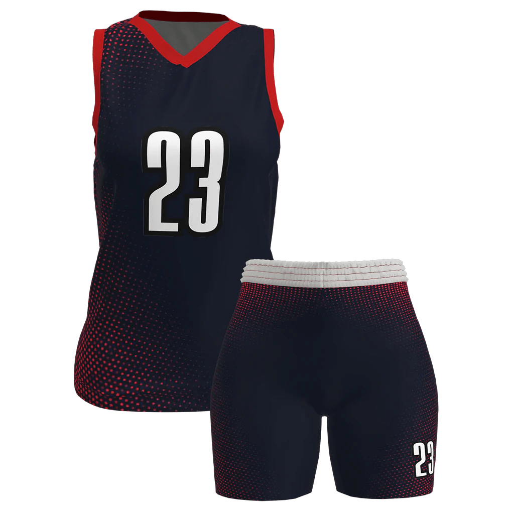 Download Dotted Volleyball Jersey - Craft Clothing