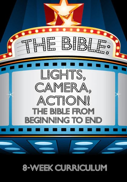 The Bible Lights Camera Action Curriculum Childrens