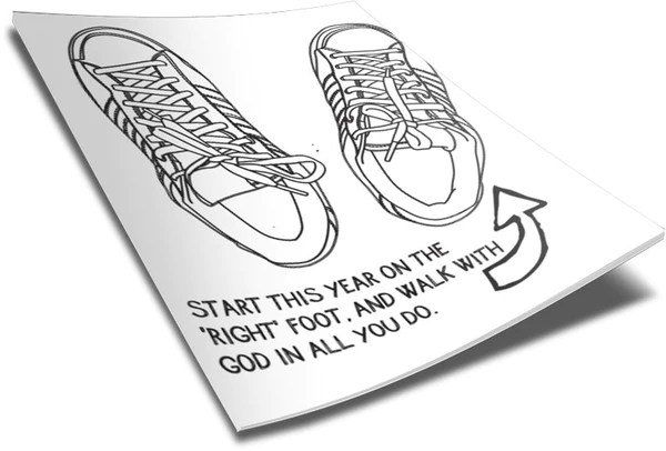 Right Foot Coloring Page Childrens Ministry Deals