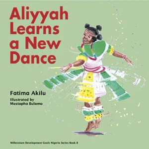 Aliyyah learns a new dance