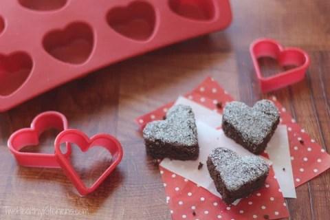 flour hearts