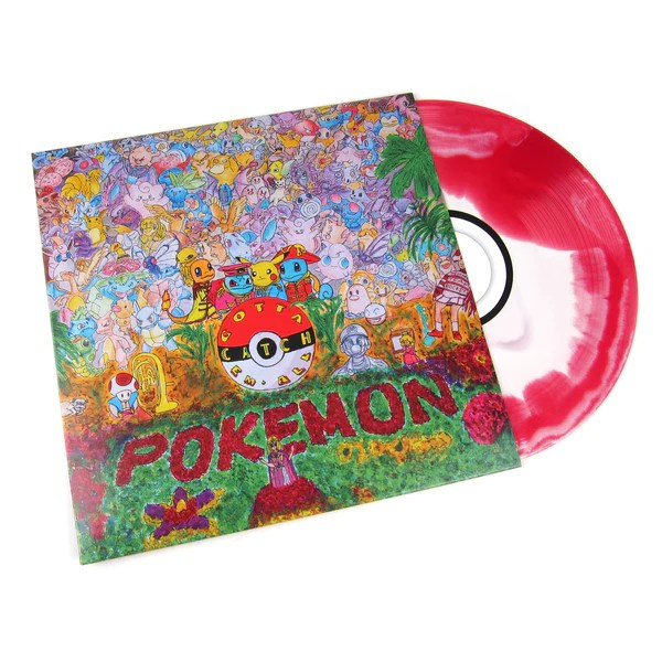 Pokemon, Vinyl