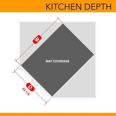 corner cabinet mat options xtreme