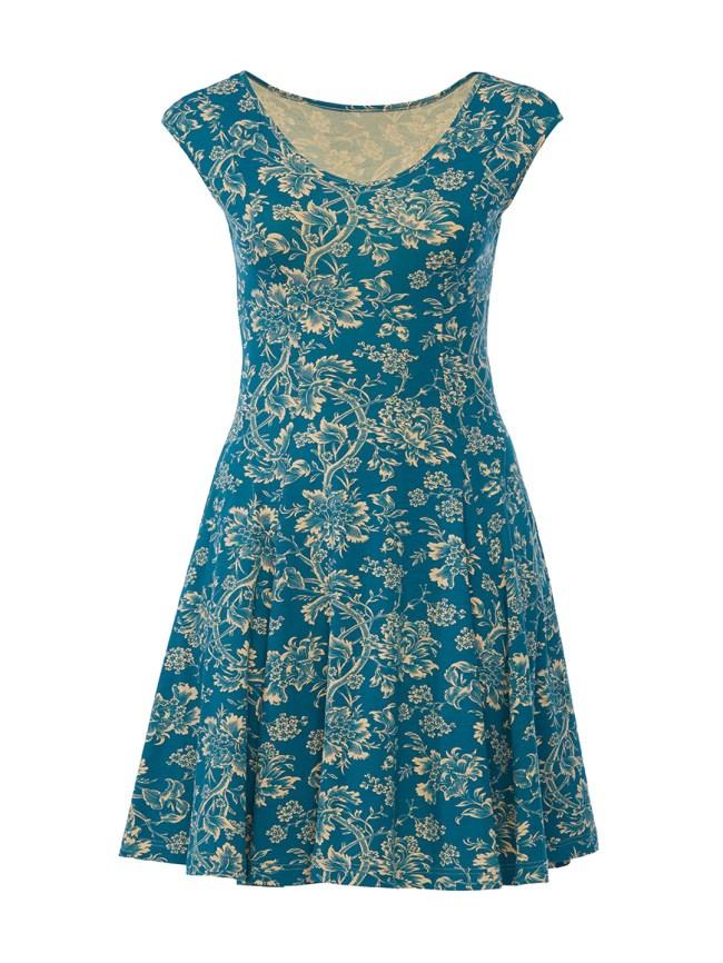 Floral Print Day Dream Dress