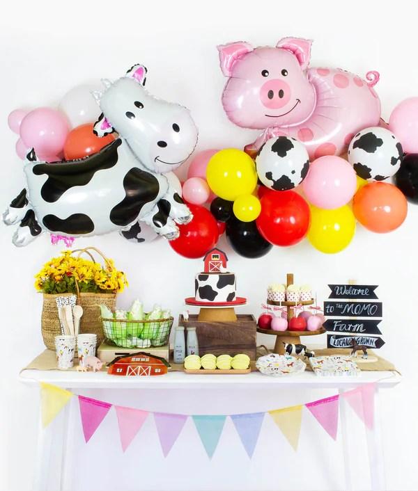 Farm Momo Party