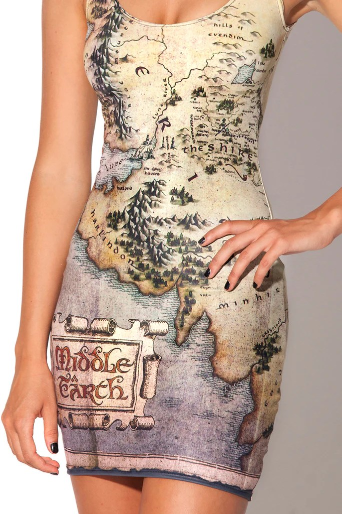 Hobbit Dress