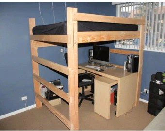 Loft Beds In London And The Uk Spaceman