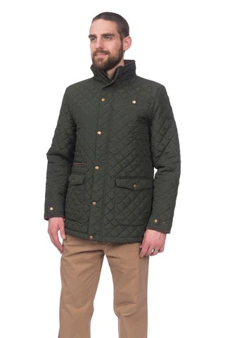 Target Dry Windsor Mens Lightweight Quilted Coat