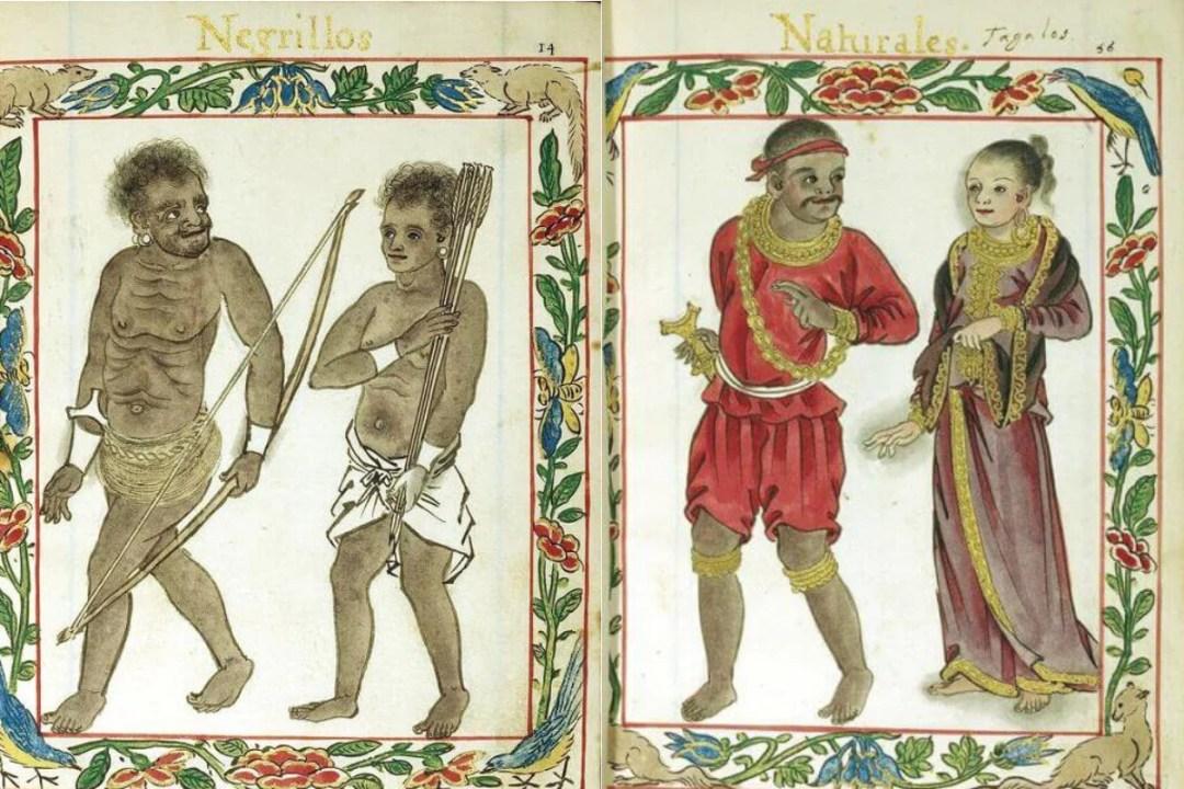 VINTA Gallery - Boxer Codex Tagalogs Visayans