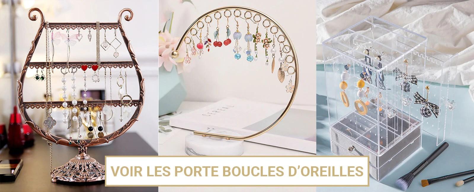 7 Astuces Comment Ranger Des Boucles D Oreilles Coulobre