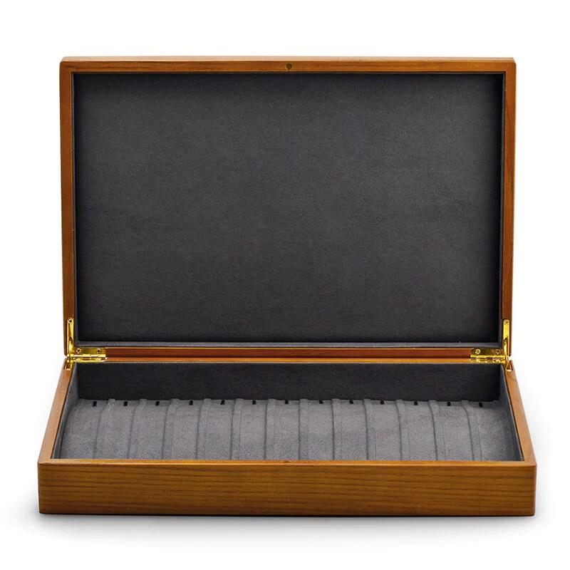 boite a bijoux en bois compartiments