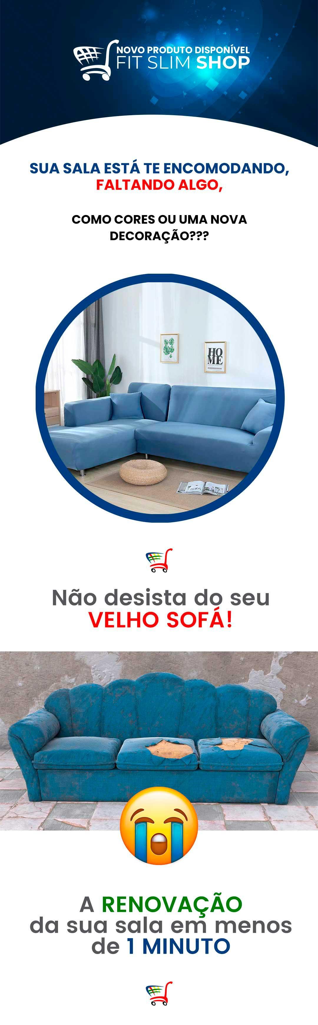 capa de sofá magica modelo em L, canto, retrátil, 2,3 e 4 lugares moderna protetor removivel tecido bom macio esticado justinho cores liza e estampada